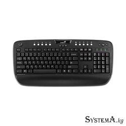 Keyboard Genius KB-320e Multimedia BLACK USB