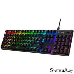 KINGSTON HX-KB6RDX-RU HyperX Alloy Origins Mechanical Gaming Keyboard, With Radiant RGB, RU