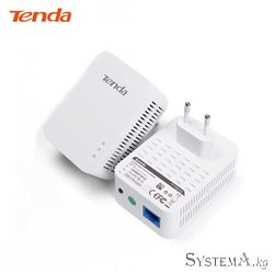 Powerline Adapter Tenda PH3 Kit 1xEthernet 10/100/1000mb/s