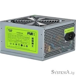 Power Unit DELUX GT800 700W-MAX800W APFC, 80+ BRONZE, 20+4PIN ,2*big 4PIN,3*SATA,P8(4+4)