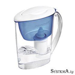 """Фильтр-кувшин для очистки воды """"БАРЬЕР Экстра"""" индиго (объем 2,5 л) 7шт. в уп."""