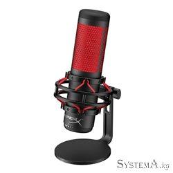 Микрофон HX-MICQC-BK HyperX QuadCast Gaming Standalone Mic