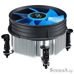 CPU cooler DEEPCOOL THETA-21 PWM LGA1156/1155/1150 92x25mm, 1100-3200rpm