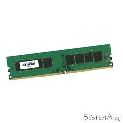 DDR4 8GB PC-21333 (2666MHz) CRUCIAL
