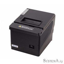 Принтер Чеков Xprinter XP-Q260III 80 мм USB LAN COM