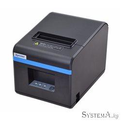 Принтер Чеков Xprinter XP-N160II 80 мм USB