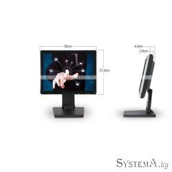 """Монитор сенсорный KTV 17"""" TN 1280x1024  4:3  200cd  167 ° 6 ms 1000:1 VGA USB"""