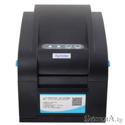 Принтер этикеток Xprinter XP-350BM 20-80 мм USB LAN COM