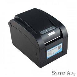 Принтер этикеток Xprinter XP-350B 20-80 мм USB
