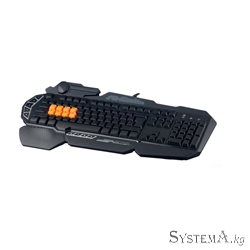 A4TECH BLOODY B318 LIGHT STRIKE GAMING 8 IR MICRO-SWITCH KEYBOARD USB US+RUSSIAN