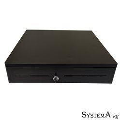 Денежный ящик для кассы размер (42смX40смX9см)