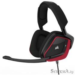 Наушники с микрофоном CORSAIR VOID PRO SURROUND 7.1 USB BLACK/RED