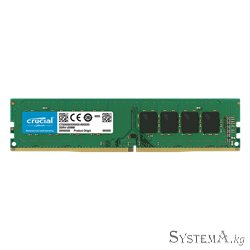 DDR4 8GB DDR4 2666MHz PC4-21300 Crucial [CT8G4DFD8266]