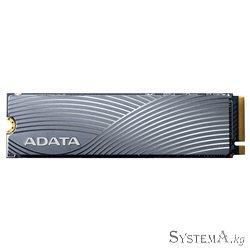 SSD ADATA SWORDFISH 500GB 3D NAND M.2 2280 PCIe NVME Gen3x4 Read / Write: 1800/1200MB
