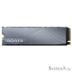 SSD ADATA SWORDFISH 250GB 3D NAND M.2 2280 PCIe NVME Gen3x4 Read / Write: 1800/1200MB