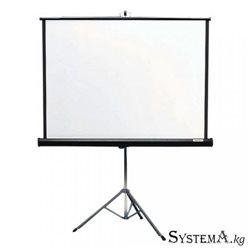 Экран для проектора TR180 AV 180 x 180 Matte White Screen TRIPOD