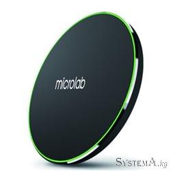 Microlab Wireless Charging Power Air Black 10W беспроводное зарядное устройство