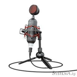 Микрофон Trust GXT 244 Buzz Streaming черный