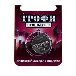 Батарейки Трофи CR1616-1BL (блистер 1шт.)