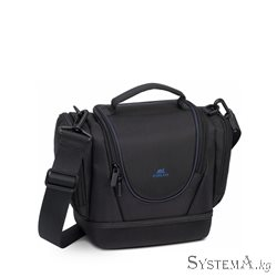 RivaCase 7203 Black SLR Camera Case