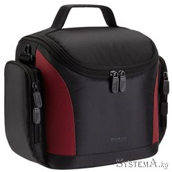 RivaCase 7229 Black/Red SLR Camera Case