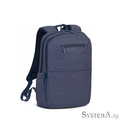 "RivaCase 7760 Blue 15.6"" Backpack"