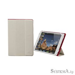 RivaCase 3122 Tablet Case WHITE 7-8""