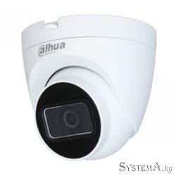 HDCVI Camera DAHUA DH-HAC-HDW1200TRQP-S5(2.8mm) купольная,внутренняя 2MP,IR 25M