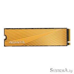 SSD ADATA FALCON 512GB 3D NAND M.2 2280 PCIe NVME Gen3x4 Read / Write: 3100/1500MB