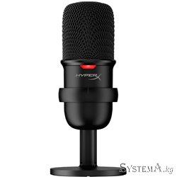 Микрофон HYPERX HMIS1X-XX-BK HyperX SoloCast Gaming Standalone Mic