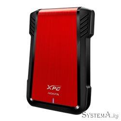 Adata EX500 External Enclosure USB 3.0 Red