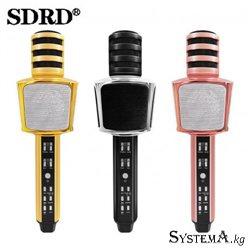 Микрофон караоке с динамиком SD-17