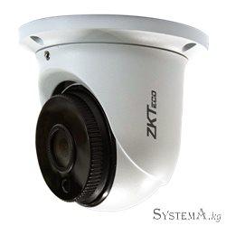 """Видеокамера купольная  ZKTECO ES-852K11H 1/2.7"""" CMOS 1920x1080(1-20fps) H.265+/H.265/H.264 IR Range 10-20m Fixed Lens 2.8mm DWDR"""