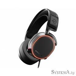 Наушники с микрофоном SteelSeries SteelSeries Arctis Pro + GameDAC USB BLACK