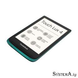 Электронная книга PocketBook PB627-C-CIS green