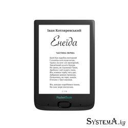 Электронная книга PocketBook PB606-E-CIS черный