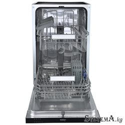 Встраиваемая посудомоечная машина Kraft TCH-DM454D901SBI