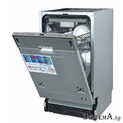 Встраиваемая посудомоечная машина Kraft TCH-DM459D1103SBI