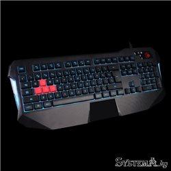Keyboard A4Tech Bloody B130 USB, LED-подсветка клавиш, 1.8 m