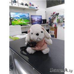 Веб камера Мягкая игрушка собачка, без микрофона