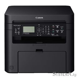 Canon imageCLASS MF241d Printer-copier-scaner,A4, 27ppm, LCD, двусторонняя печать, USB 2.0 (337/737cartrige) + USB (кабель)