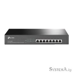 HUB Switch TP-Link TL-SG1008MP 8-port Gigabit Desktop Switch with 8-Port PoE