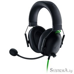 Наушники с микрофоном Razer BLACKSHARK V2 X jack 3.5 mm Surround 7.1 Gaming
