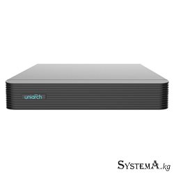 XVR UNIVIEW XVR-108G (8channel/5MP,8+4 IP/4MP,1HDD upto 10TB,H.265)