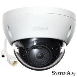 Камера iP DAHUA DH-IPC-HDBW1230EP-S-0208B-S2 (2MP, 2.8mm, IR30M, MicroSD, купольная, антивандальная)