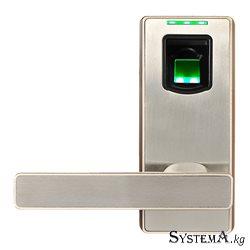 "Биометрический замок ZKTECO ML10D/Left Fingerprint Lock.Left. Silver ""Zinc Alloy Metal Casing User Capacity: 90 Door Thickness:"