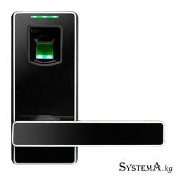 "Биометрический замок ZKTECO ML10D/Right Fingerprint Lock. Right. Silver ""Zinc Alloy Metal Casing User Capacity: 90 Door Thicknes"