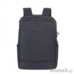 "RivaCase 8365 Black 17.3"" Backpack"