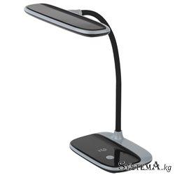 Настольный светильник ЭРА NLED-458-6W-BK
