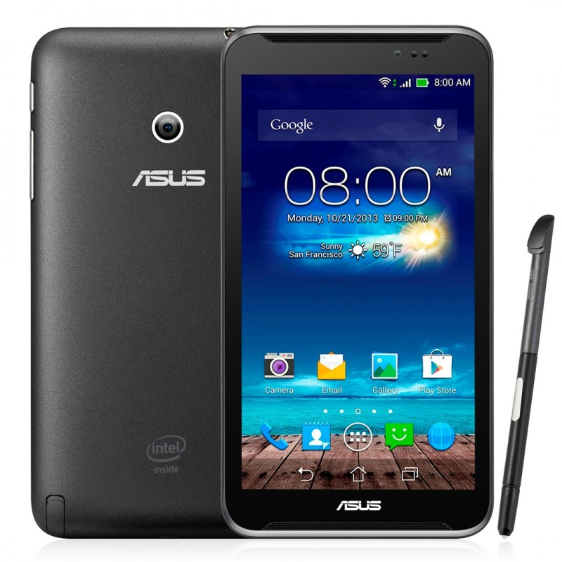 "Смартфон Asus FonePad 6"" Black (1B034A) (6"" IPS (1920x1080), Atom Z2580 Dual-Core (2.0Ghz), 2GB, 16GB Storage, Wi-Fi, BT, Micro"